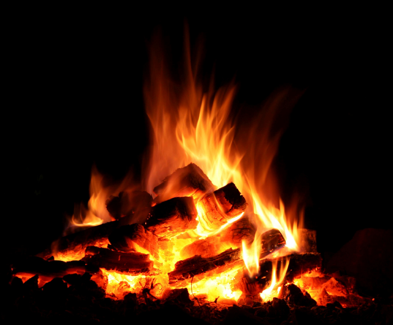 camp fire - photo #13