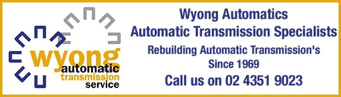 Wyong Autos Ad